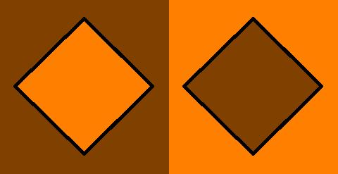 Brown Orange Background Orange Brown Diamond Toget by 9029561
