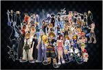 Z ! ! Kingdom Hearts and Final Fanstay ! ! Z