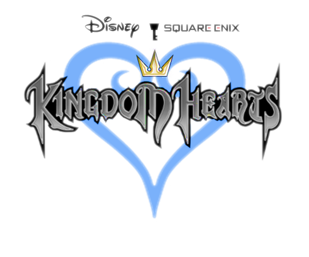 Kingdom Hearts Logo By 9029561 On Deviantart. Dad Tattoo Lettering. Navdurga Banners. Bubble Guppy Stickers. Beginners Guide To Hand Lettering