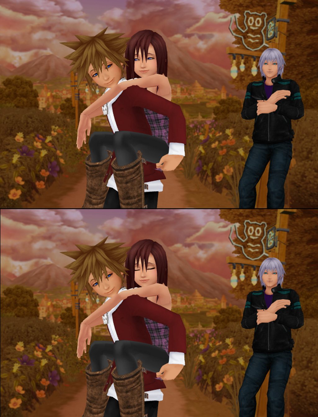 Sora Having Sex With Kairi 27