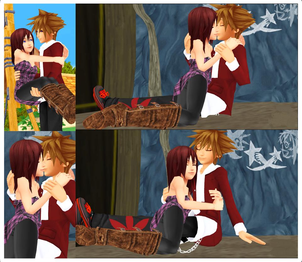 (Sora x Kairi are Same Heart One Heart One Memory) by 9029561