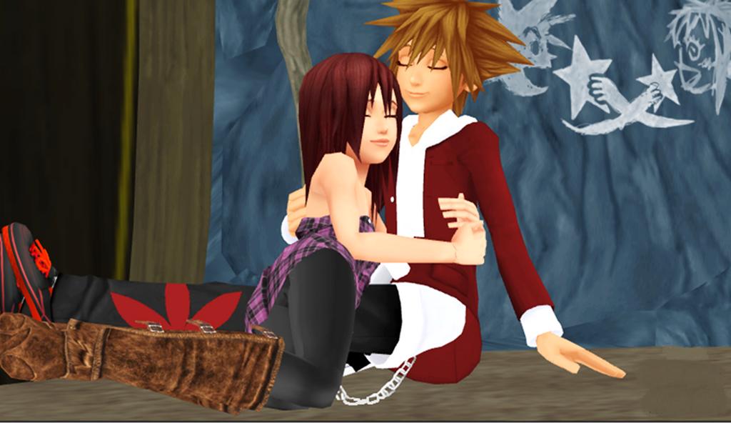 Love Grows and Follow my Heart (Sora x Kairi) 03,, by 9029561