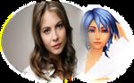 Willa Holland Voices of Aqua Kingdom Hearts BBS by 9029561