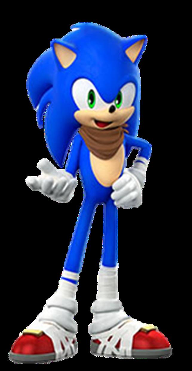 Sonic the Hedgehog Boom SEGA by 9029561 on DeviantArt