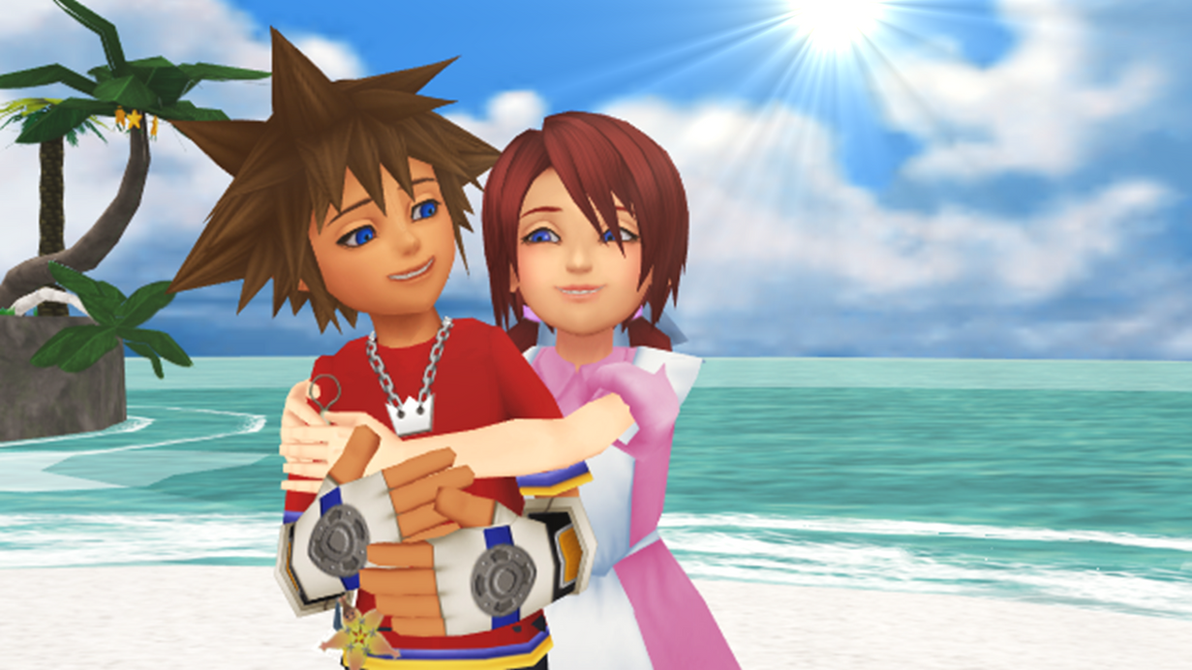 Sora Having Sex With Kairi 99