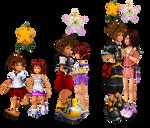 The Memories of Sora and Kairi