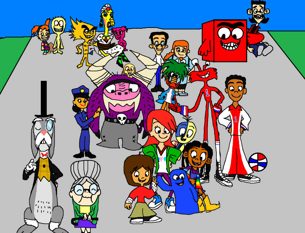 Foster's Home For Imaginary Friends. By 9029561 On DeviantArt