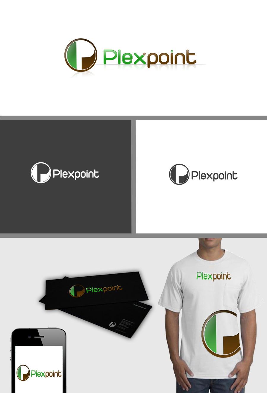 plexpoint logo presentation by an design on deviantart
