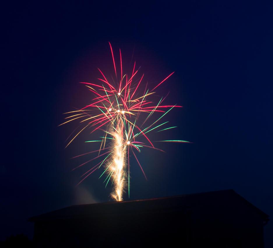 Firework by Hunter12323