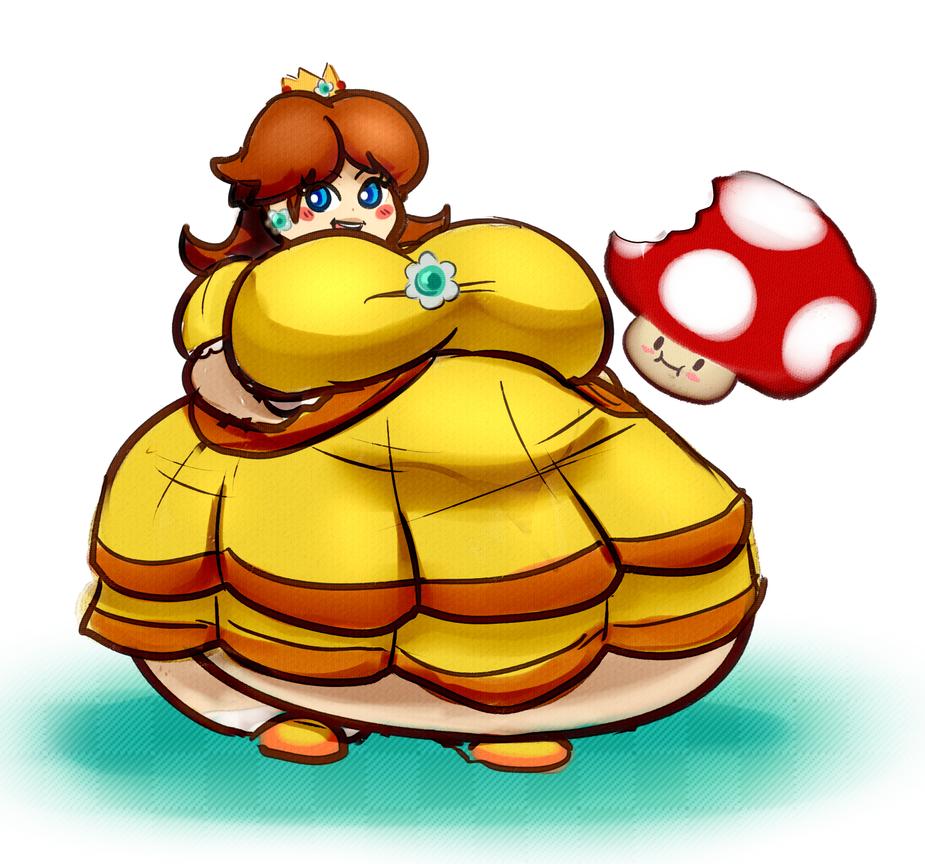 Daisy Is Fat By LLuxury On DeviantArt