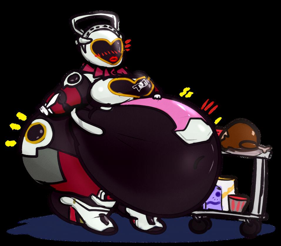 wagon is fat by lluxury on deviantart