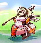 Mercy is big