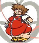 Kingdom Hearts: Fem-Sora