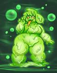 Drawlloween Adopt 11 - Swamp Citizens [sold]