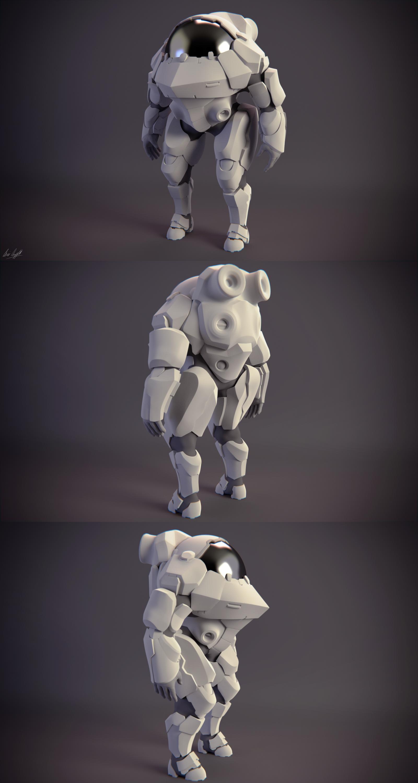 Astropunk by fusobotic