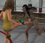 Holly Gut Kick
