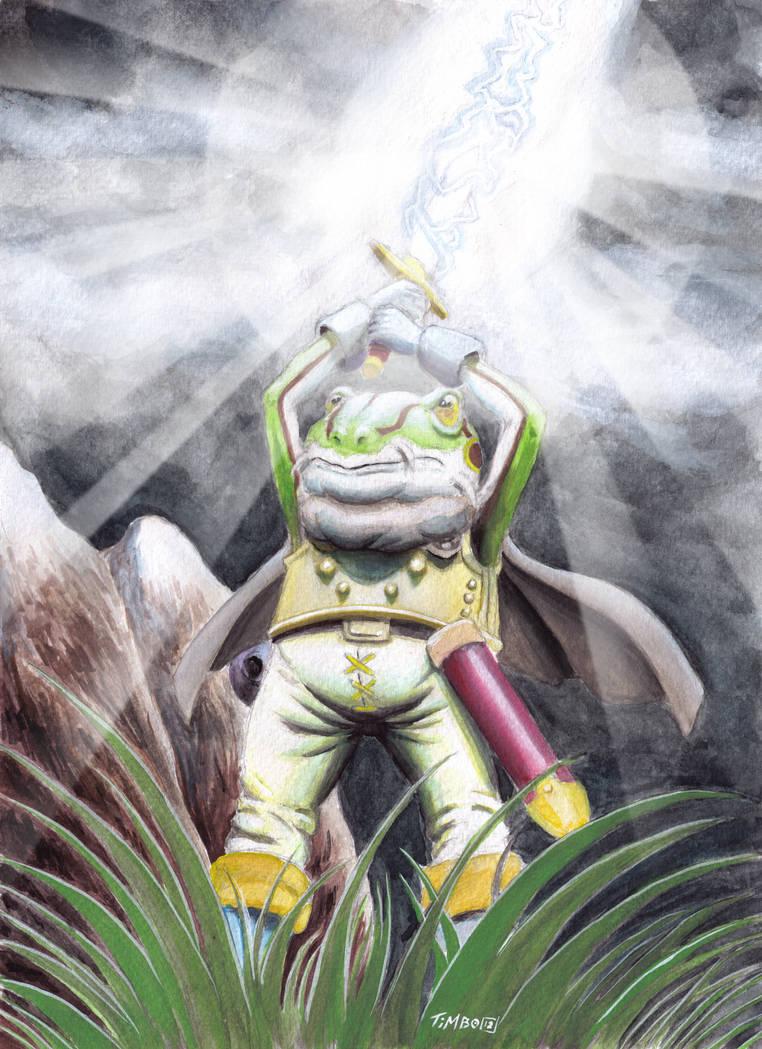 Wielder of the Masamune