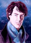 Sherlock of the Cumberbatch Variety