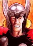 Thor + Helmet