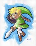 Toon Link Sketch