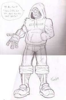 Random Sketch 5
