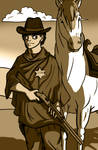 Free Request #5 Adric the Cowboy
