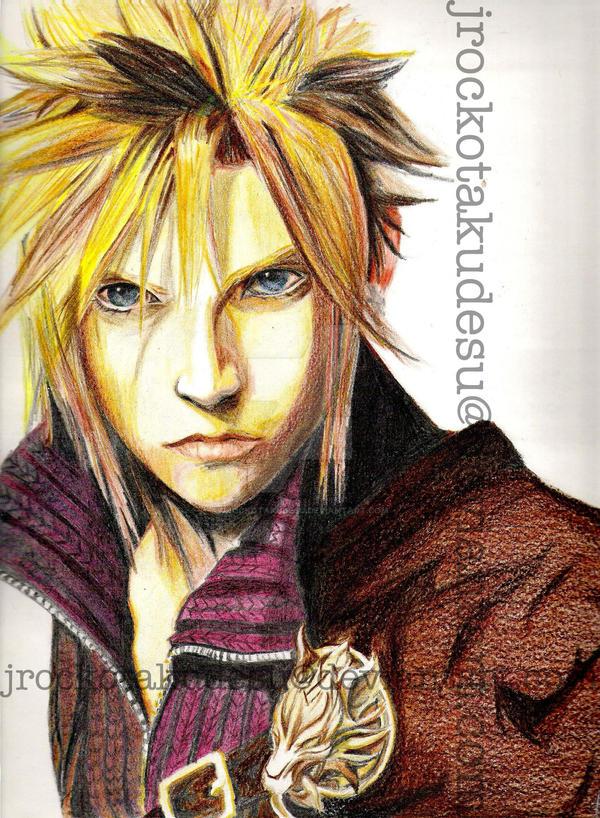 Final Fantasy . Cloud by JRocKOtakudesu