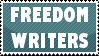 Freedom Writers bad stamp by bPAVLICA