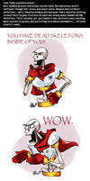 Undertale ask blog: so, about human anatomy...