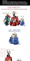 Undertale ask blog: do it for him