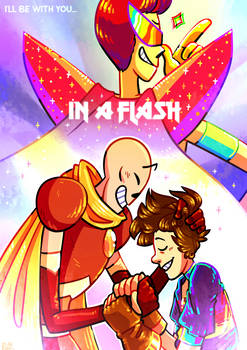 In A Flash (gemsona)