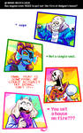 Undertale ask blog: how about that fire
