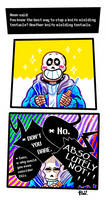 Undertale ask blog: another one