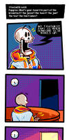 Undertale ask blog: breakfast by neonUFO