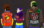 [MACROSS 7] The Galaxy Joyride Gang