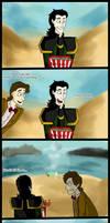 Just Loki watching Doctors death...