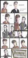Loki 'n' The Doctor feat Ultron