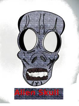 Found, Alien Skull.