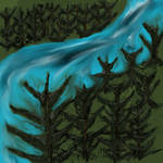 Commission :  The Forest River