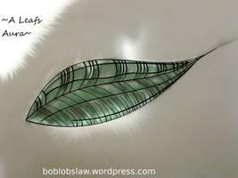 A Leaf's Aura