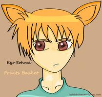 Kyo Sohma (Fan Art)