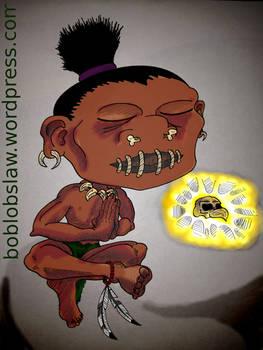 The Mayan Man