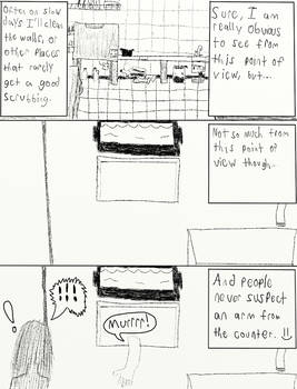 My life as a fry cook 6