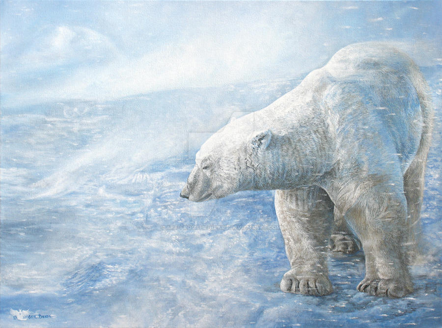 Arctic Sovereign by ART-fromthe-HEART