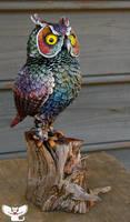 Cosmic Gourd Owl