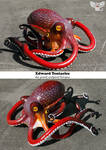Edward Tentacles the Gourd Octopus