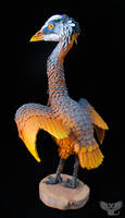 The Heron Pheonix