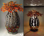 The Mother Tree, Gourd Lamp