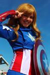 Captain Stephanie Rogers