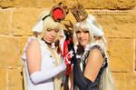 Chii and Freya